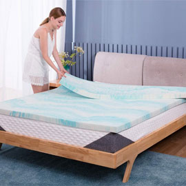 Memory Foam Mattress Topper *Returns*