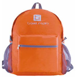 Foldable Backpack - Assorted Colors