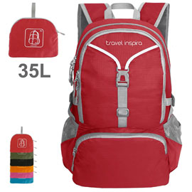 3.5 L Foldable Backpack - Assorted Colors