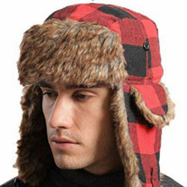 Trapper Hat - Assorted Color